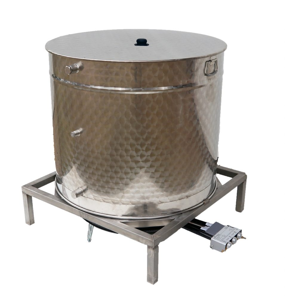 CUVES ECO brassage ou eau chaude - GAZ