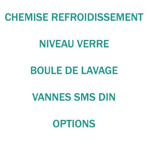 OPTIONS FERMENTEURS