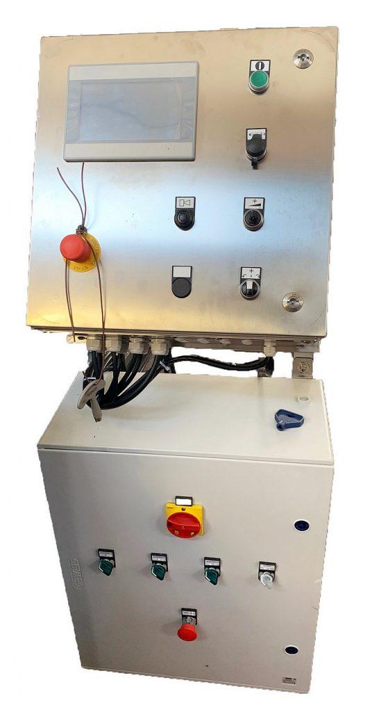 automate pour contrôle processus de brassage bière