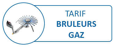 Devis / Tarif Brûleurs Gaz